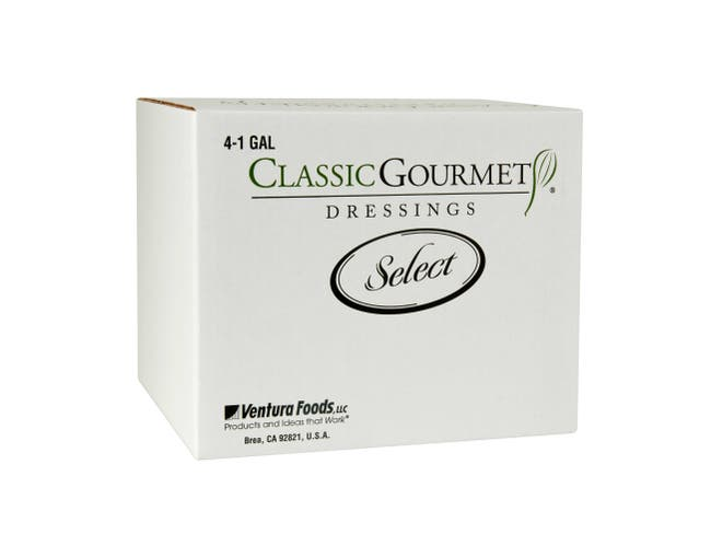 Classic Gourmet Select Extra Heavy Duty Mayonnaise, 7.3 Pound Jar -- 4 per case.