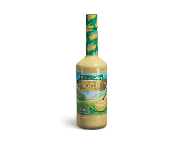 Hidden Valley Honey Mustard Dressing, 32 Ounce -- 6 per case.