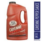 Sauce Craft Cayenne Pepper Sauce, 1 Gallon -- 2 per case