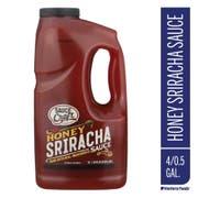 Sauce Craft Honey Sriracha Sauce, 0.5 Gallon -- 4 per case.