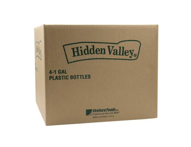 Ventura Foods Hidden Valley Original Ranch Dressing, 1 Gallon -- 4 per case.