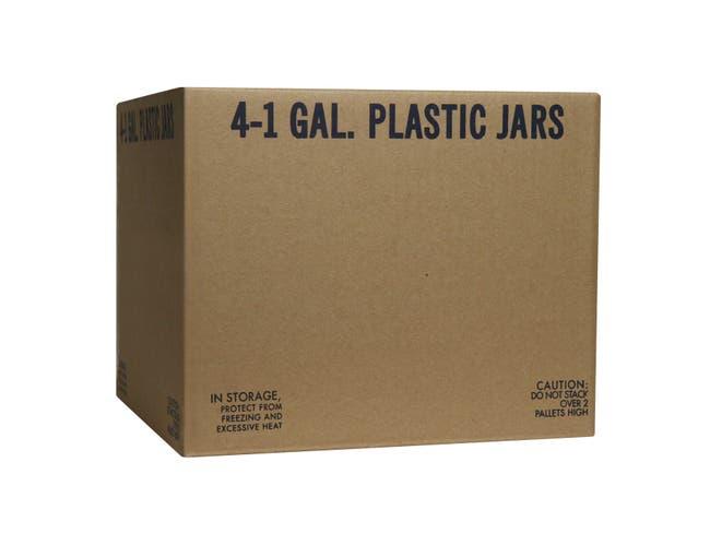 Ventura No Trans Fat Pure Mustard, 1 Gallon Jar -- 4 per case.