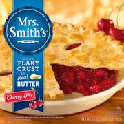 Mrs Smiths Flaky Crust Cherry Original Pie, 35 Ounce -- 6 per case.
