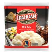 Idahoan Real Mashed Potatoes, 13 Ounce -- 24 per case.