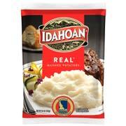 Idahoan Real Mashed Potatoes, 26 Ounce -- 12 per case.