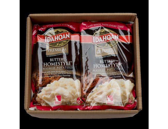 Idahoan Buttery Homestyle Potatoes, 32 Ounce -- 8 per case.