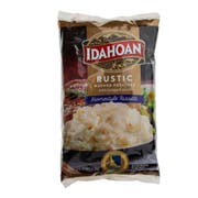 Idahoan Rustic Homestyle Russets Mashed Potatoes, 28 Ounce Pouch -- 8 per case