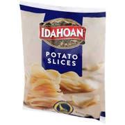 Idahoan Sliced Potatoes, 5 Pound -- 4 per case.