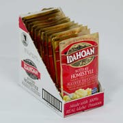 Idahoan Buttery Homestyle Mashed Potatoes, 4 Ounce Pouch -- 12 per case.