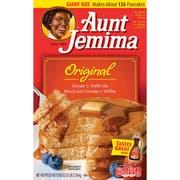 Aunt Jemima Original Pancake and Waffle Mix, 5 Pound -- 6 per case