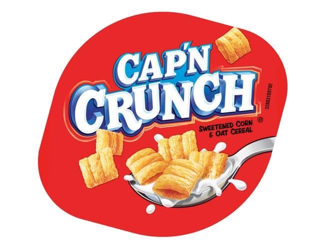 Cap N Regular Crunch, 1.51 Ounce -- 12 per case.