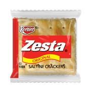 Cracker Keebler Zesta Saltine 300 Case 2 Count