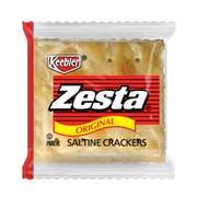 Cracker Keebler Zesta Saltine 300 Case 4 Count