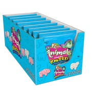 Kelloggs Keebler Frosted Animal Shaped Cookies, 2 Ounce -- 96 per case.