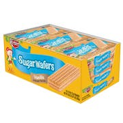Kelloggs Keebler Vanilla Flavored Sugar Wafers Cookies, 2.75 Ounce -- 144 per case.