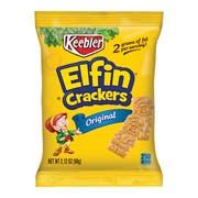Kelloggs Elfin Cookie Crackers, 2.125 Ounce -- 60 per case.
