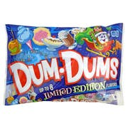 Dum Dums Holiday Pops - Lay Down Bags, 10.4 Ounce -- 12 per case