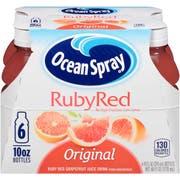 Ocean Spray Ruby Red Grapefruit Juice Drink, 60 Fluid Ounce -- 4 per case.