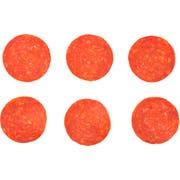 Tyson Bonici Spicy Pepperoni Pizza Topping, 12.5 Pound -- 2 per case.