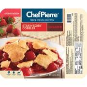 Sara Lee Chef Pierre Strawberry Cobbler, 5 Pound -- 2 per case.