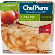 Sara Lee Unbaked Apple Hi Pie, 33 Ounce -- 6 boxes.