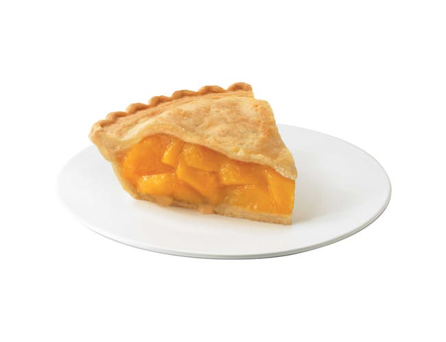 Sara Lee Chef Pierre Peach Pie, 46 Ounce -- 6 per case.