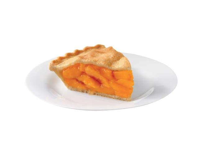 Sara Lee Chef Pierre Peach High Pie, 44 Ounce -- 6 per case.