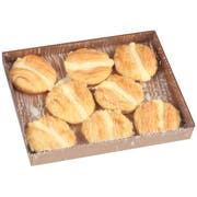 Chef Pierre Elite Cheese Butterfly Danish, 4.75 Ounce -- 24 per case.