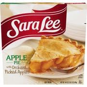 Sara Lee Unbaked Apple Pie, 2.125 Pound -- 6 per case.