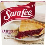 Sara Lee Unbaked Raspberry Pie, 2.125 Pound -- 6 per case.