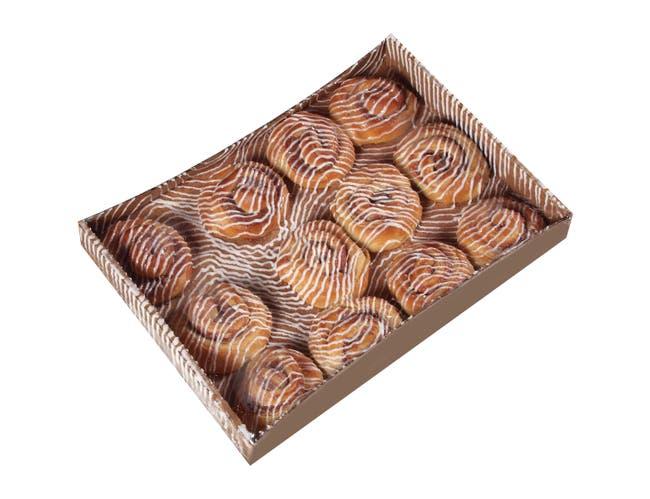 Sara Lee Supreme Cinnamon Roll, 2.125 Ounce -- 36 per case.