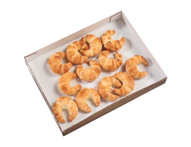 Chef Pierre Natural Butter Flavored Croissant, 1.5 Ounce -- 48 per case.