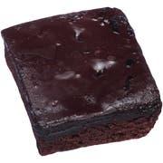 Sara Lee Iced Double Chocolate Cake, 2.25 Ounce -- 24 per case.