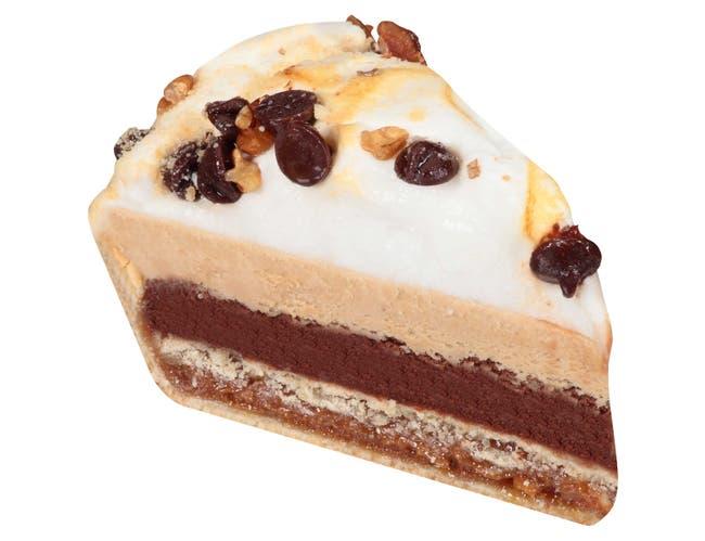 Chef Pierre Peanut Marshmallow Luxe Layers Caramel Cream Pie, 2.687 Pound -- 4 per case.