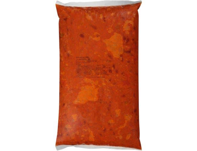 Chef Francisco Timberline Chilli Soup - 8 lb. bag, 4 per case
