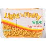Light N Fluffy Wide Egg Noodles Pasta,  12 Ounce -- 12 Case