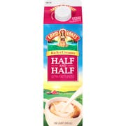 Land O Lakes Traditional Extended Shelf Life Half and Half, 32 ounce -- 12 per case