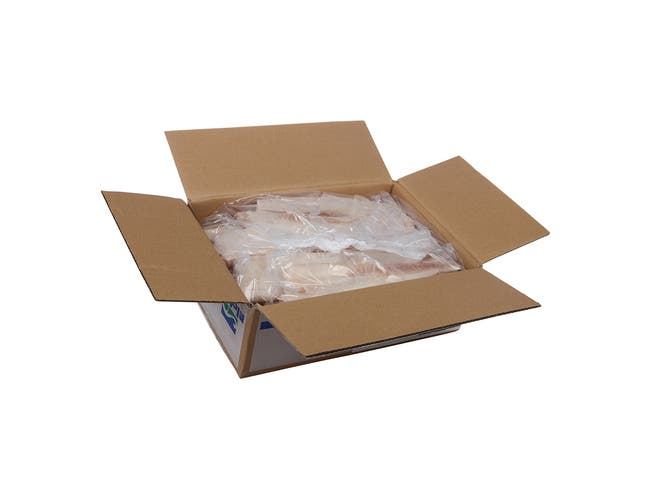 Fishery Alaskan Pollock Fillet - 4 to 6 Ounce, 10 Pound -- 1 each.