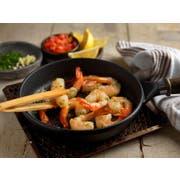 FPI Shell On 21-25 Easy Peel Raw White Shrimp, 2 Pound -- 10 per case.