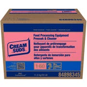 Cream Suds Equipment Presoak and Cleaner Phosphate Concentrate Powder, 25 Pound -- 1 each.
