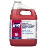 Clean Quick Broad Range Sanitizer Cleaner with Test Strips, 1 Gallon Jug -- 3 per case.