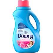 Downy Ultra April Fresh Liquid Fabric Softener, 34 Fluid Ounce -- 6 per case.