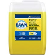 Dawn Lemon Scent Manual Pot and Pan Detergent Liquid Concentrate, 5 Gallon -- 1 each.