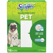 Swiffer Sweeper Pet Odor Trap and Lock Dry Cloth -- 96 per case.