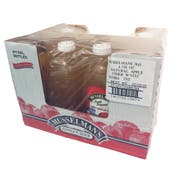 Knouse Foods Musselmans Apple Cider Juice, 128 Ounce -- 4 per case.