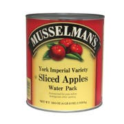 Knouse Foods Musselmans Sliced Apple, 104 Ounce -- 6 per case.