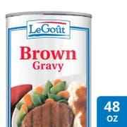 LeGout Brown Gravy, 48 ounce -- 12 per case