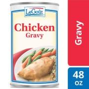 LeGout Chicken Gravy, 48 ounce -- 12 per case