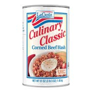 LeGout Corned Beef Hash Heat and Serve Can, 51 ounce -- 12 per case