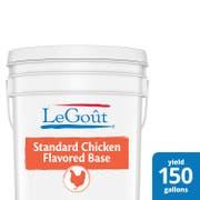 LeGout Standard Chicken Flavor Base, 30 pound -- 1 each